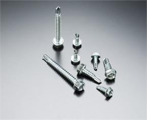 Hex head self drilling screw- DIN7504K